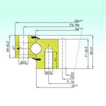المحامل ZB1.25.0555.200-1SPTN ISB
